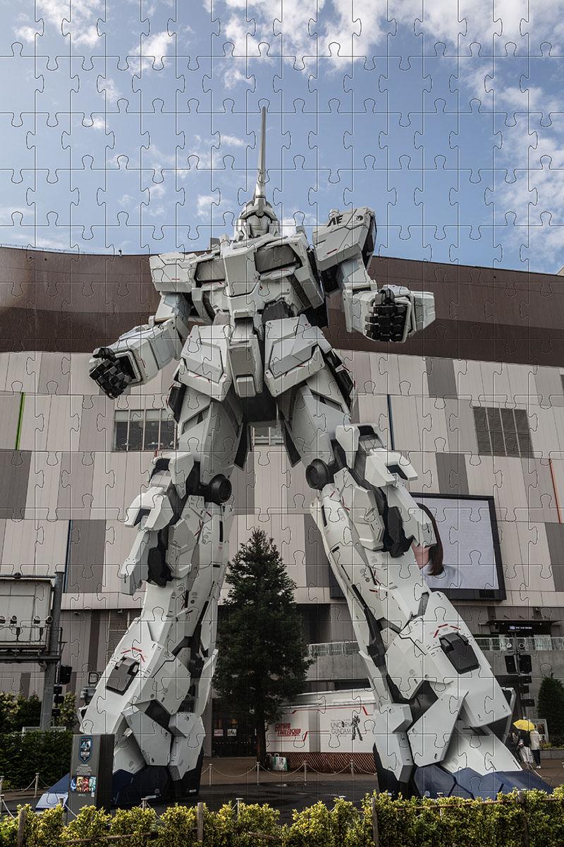 Quebra-Cabeça Personalizado Transformers - 165 e 300 peças