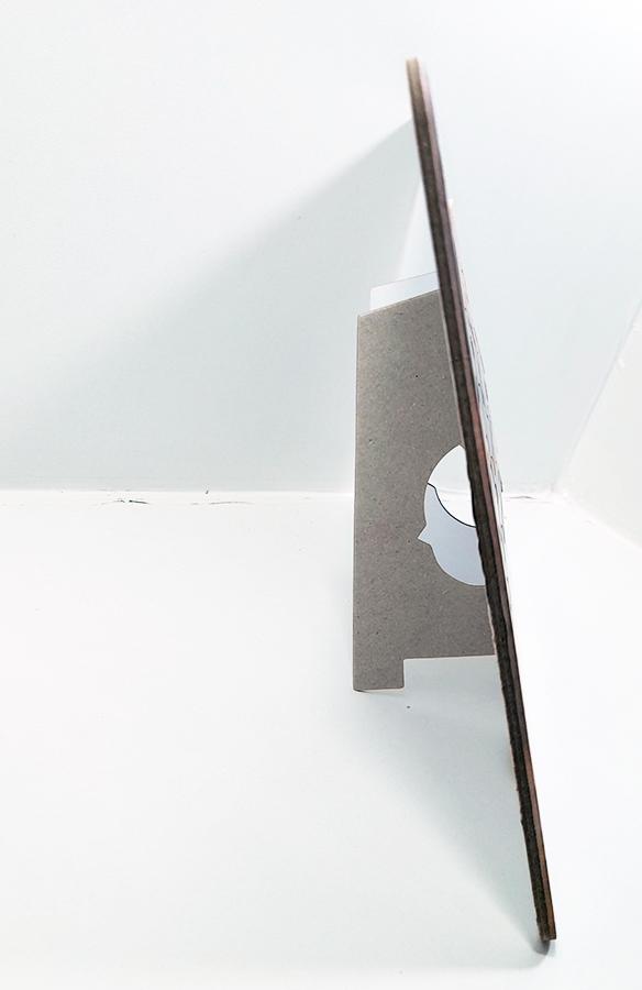 Quebra-Cabeça Porta Retrato Personalizado 63 peças com moldura
