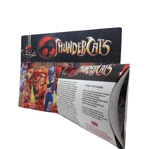 Quebra-Cabeça Thundercats 165 peças