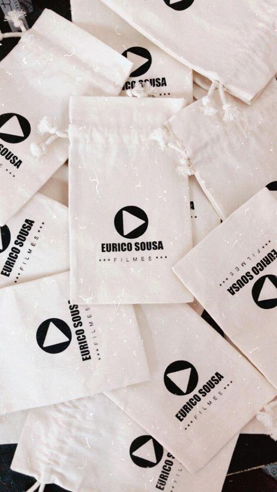 Sacolinha Loving personalizada - Embalagens para Fotógrafos