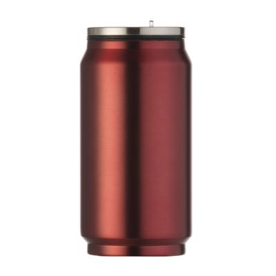 Squeeze Metal Latinha Brilhante 275ml - Cod 5618B - 30 peças