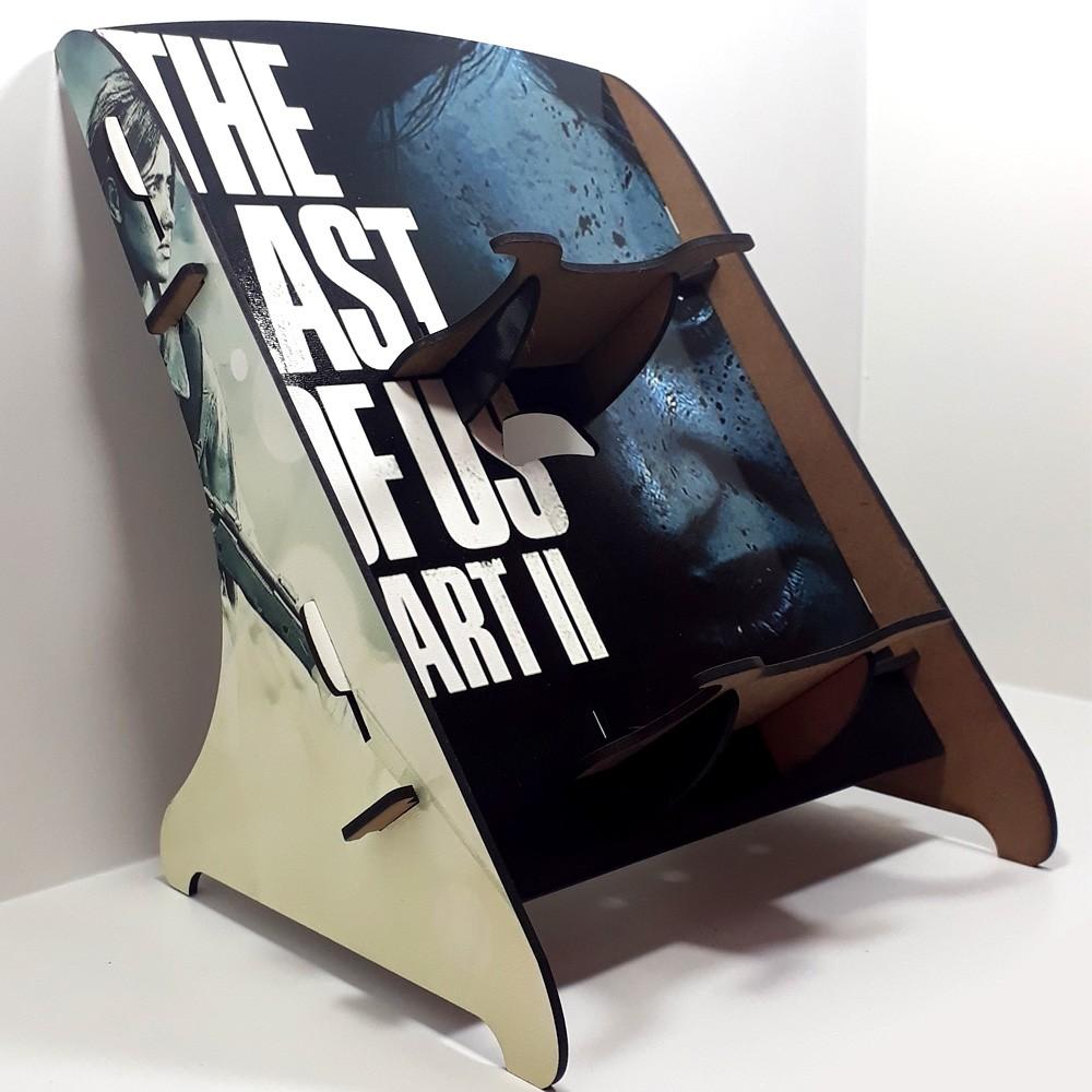 Suporte para controles Joystick Personalizado - The Last of Us
