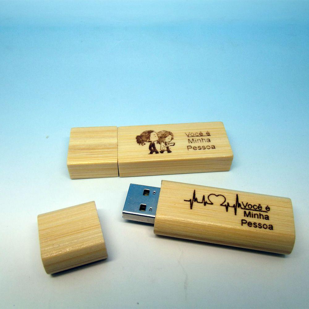Trio de Pendrives personalizado Você é minha Pessoa  de 8 GB e 16 GB - Séries de TV