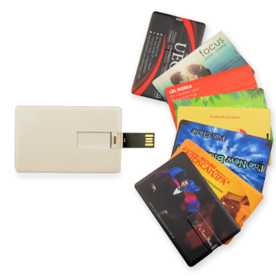 USB Photocard - Pendrive para Fotógrafos - 4 GB , 8 GB e 16 GB