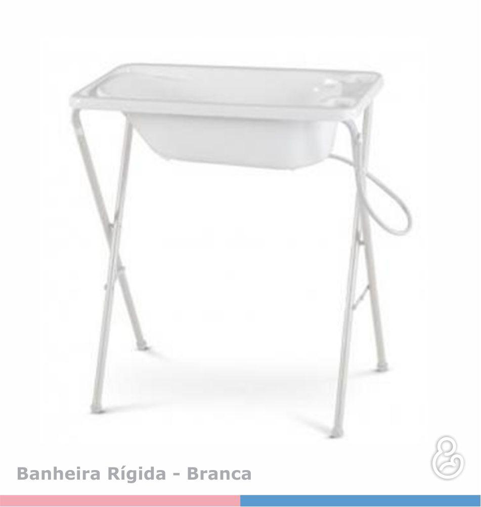 BANHEIRA RIGIDA COM SUPORTE - GALZERANO