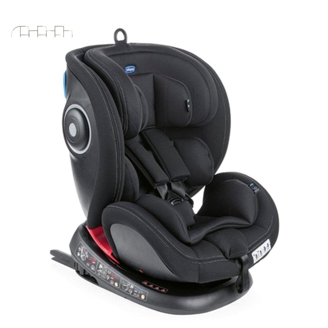 CADEIRINHA PARA AUTO SEAT4FIX BLACK 0 A 36KG - CHICCO