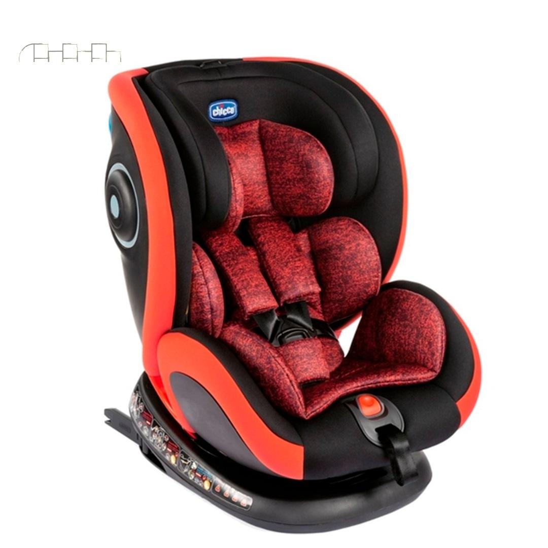 CADEIRINHA PARA AUTO SEAT4FIX POPPY RED 0 A 36KG - CHICCO