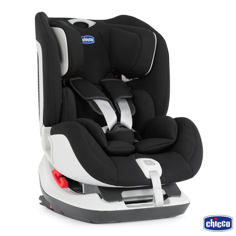 CADEIRINHA PARA AUTO SEAT UP JET BLACK COM ISOFIX 0 Á 25 KG - CHICCO