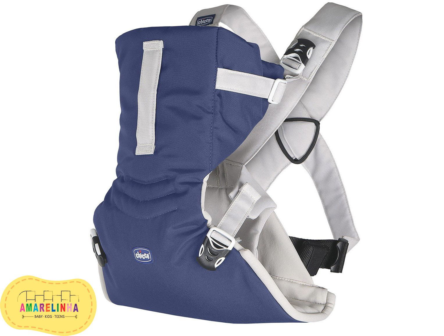 CANGURU EASY FIT POWER BLUE PASSION - CHICCO