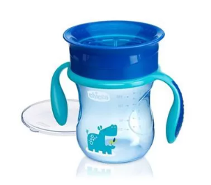 COPO 360 PERFECT CUP 12M+ MENINO - CHICCO