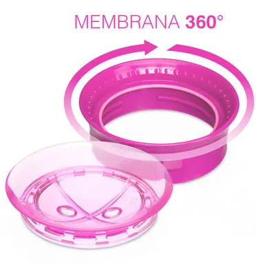 COPO 360 PERFECT CUP 12M+ MENINA - CHICCO