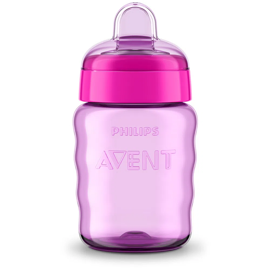 COPO EASY COM BICO 260ML GIRL - AVENT