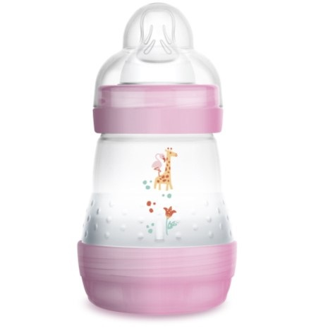 MAMADEIRA EASY START 160ML ROSA - MAM