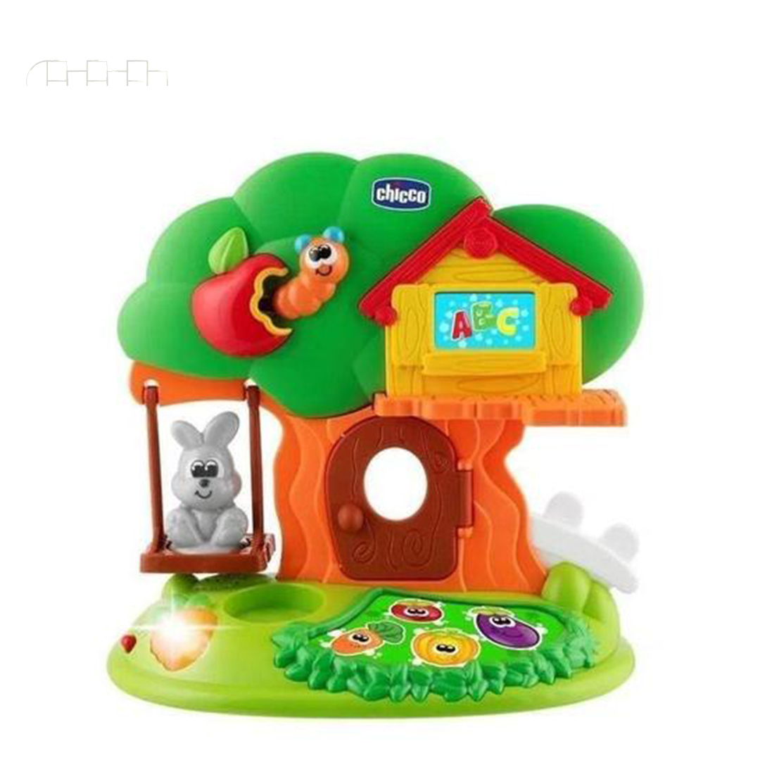 TOY BL BUNNY HOUSE BILINGUE - CHICCO