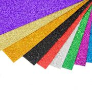 Borracha Eva Com Glitter 40X60X2Mm