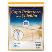 Capa Protetora Para Colchão Com Zíper Casal Ref 965