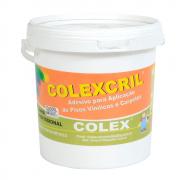 Cola Acrilico Para Piso Vinilico Colexcril 4Kg