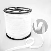 Elástico Poliéster 10mm Branco Zanotti