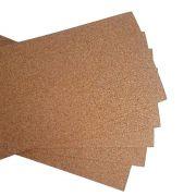 Folha De Cortiça 450X600 2mm