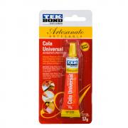 Super Cola Para Artesanato Instantânea 17G Blister TekBond