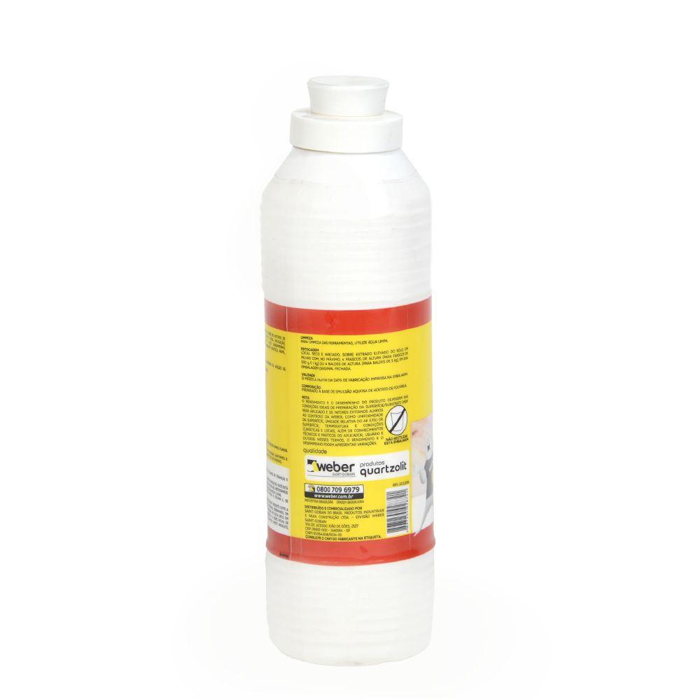 Cola Adesiva Branco Pva Multiuso Quartzolit 500G