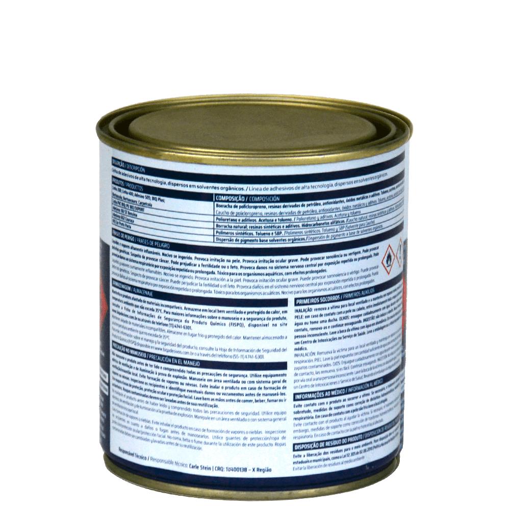 Cola Adesiva Forte 1/4 0,700Kg Bertoncini