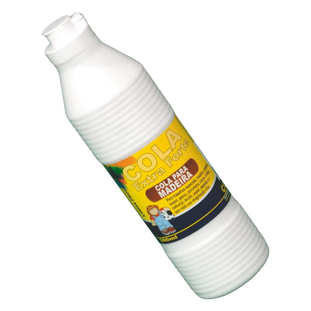 Cola Branca Colex Extra Forte Para Madeira 500G