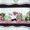 atoalhado cozinheiro colorido