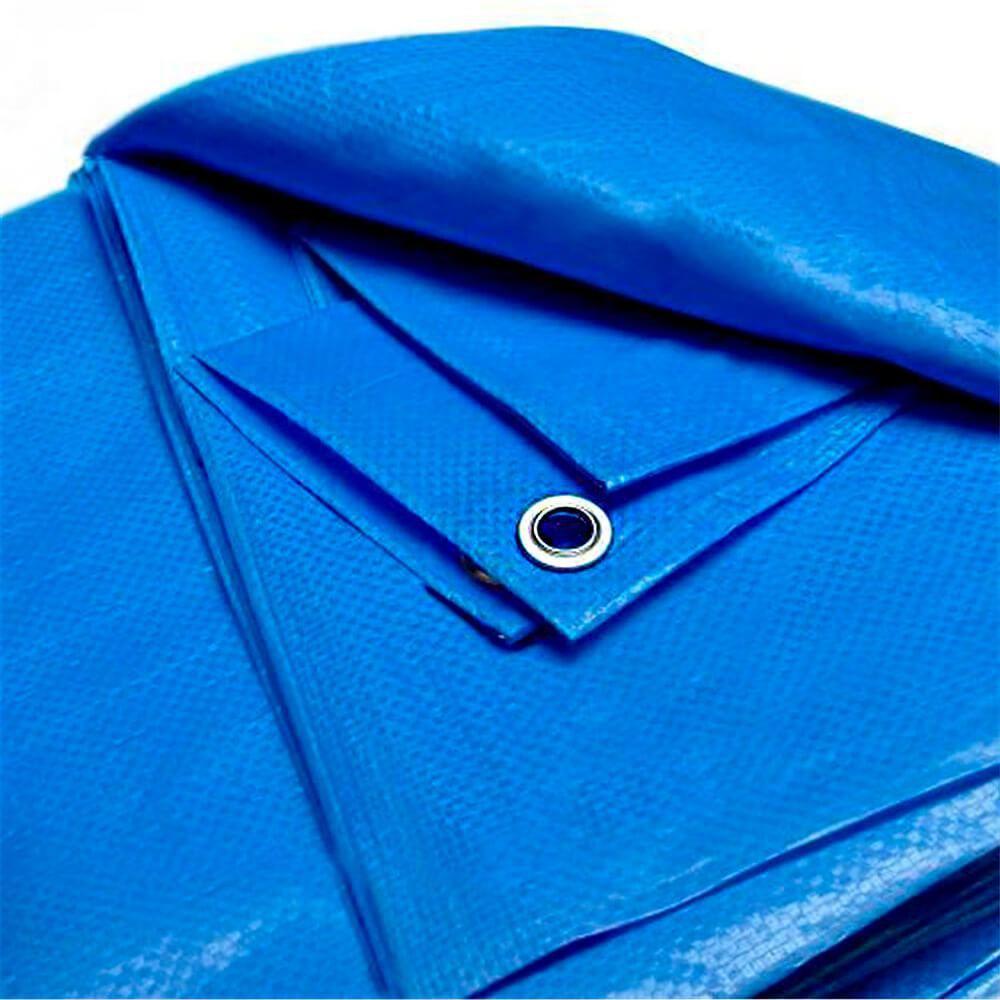 Lona Leve 4X3M Azul
