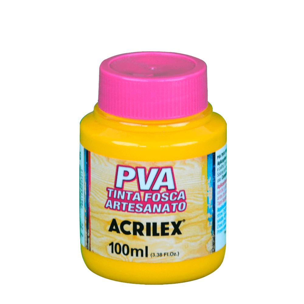 Tinta Fosca Para Artesanato Acrilex  100ml