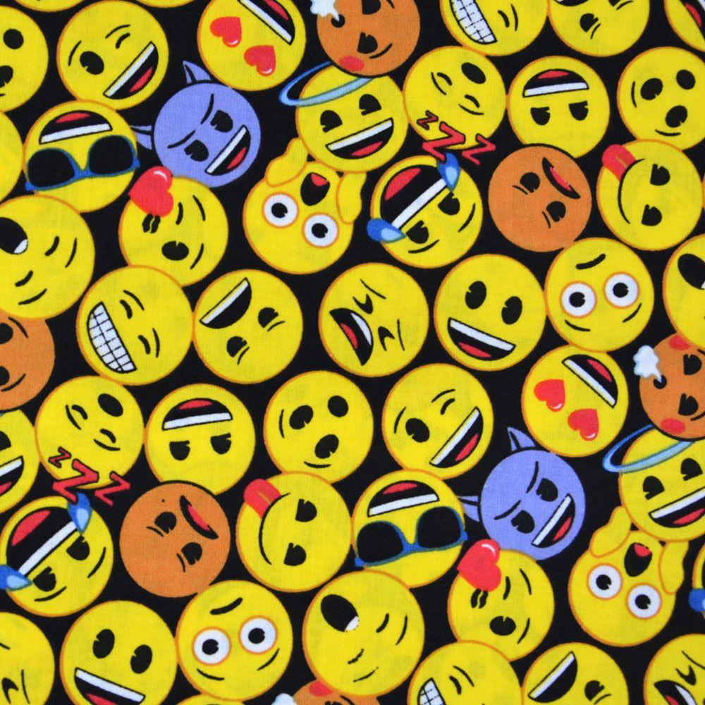 Tricoline Licenciado Est 2164 Emoji 01