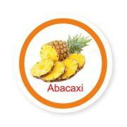 Ficha metálica de alimentos Abacaxi
