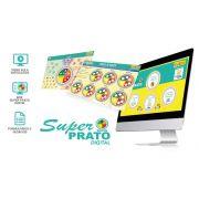 Box Super Prato Digital - Para Crianças