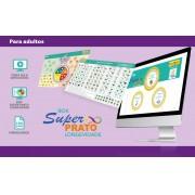 Box Super Prato Longevidade Digital - Para Adultos