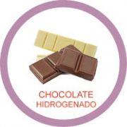 Ficha metálica de alimentos Chocolate hidrogenado