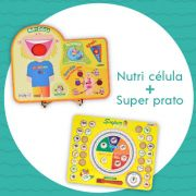 Kit 03 - Nutri Célula + Super Prato