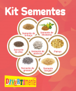 Kit Sementes