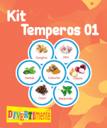 Kit Temperos