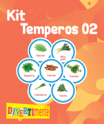 Kit Temperos 2