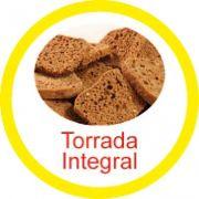 Ficha metálica de alimentos Torrada integral
