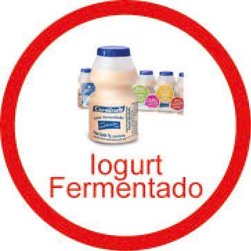 Iogurt fermentado  - Divertimente