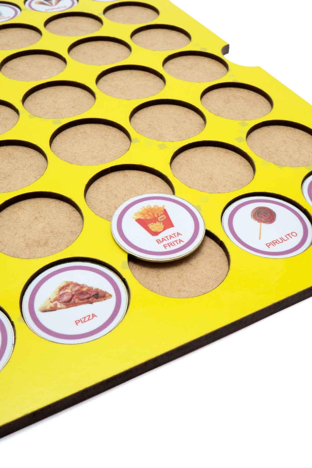 Organizador de alimentos avulsos  - Divertimente