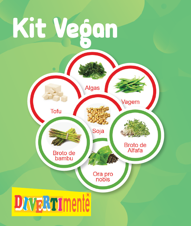 Kit Vegano  - Divertimente