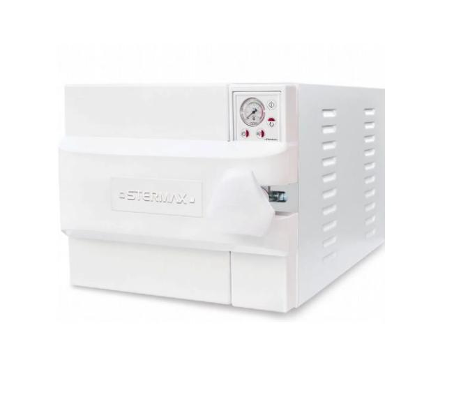 Autoclave Analógica Horizontal Gravitacional Box 21 Litros  (Ref. 21 ASA)