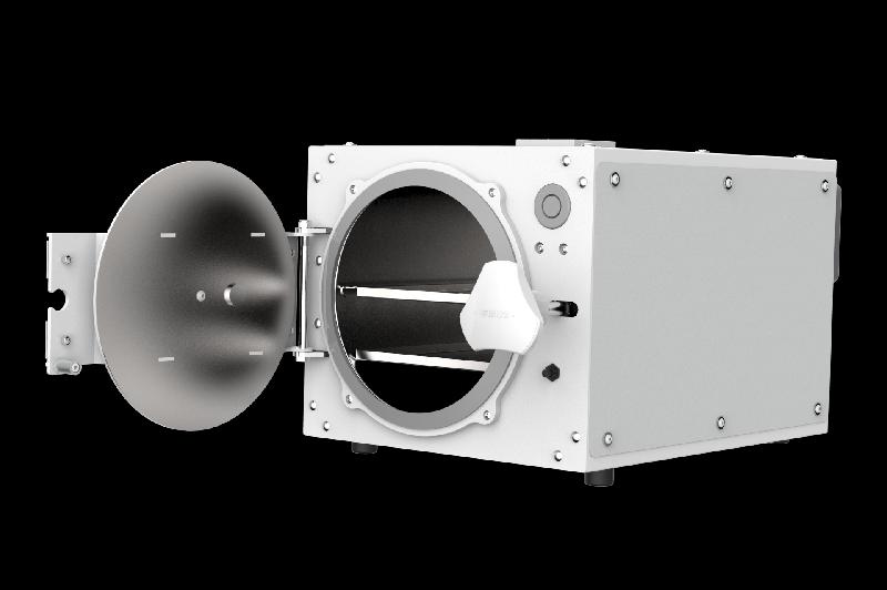 Autoclave Horizontal Analógica Stermax WORK  - 21 Litros  (Ref. 21 WR)