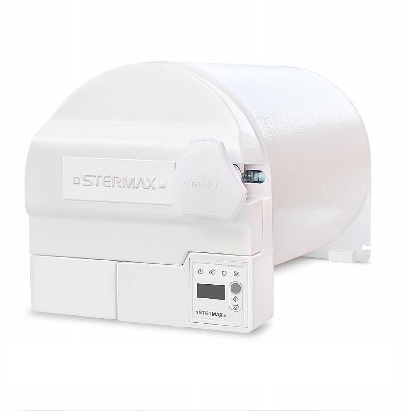 Autoclave Horizontal Digital Stermax  - 07 Litros  (Ref. 7046)