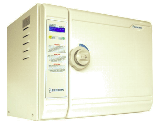 Autoclave Inox 21 lts Digital Sercon ( Ref.. 742)