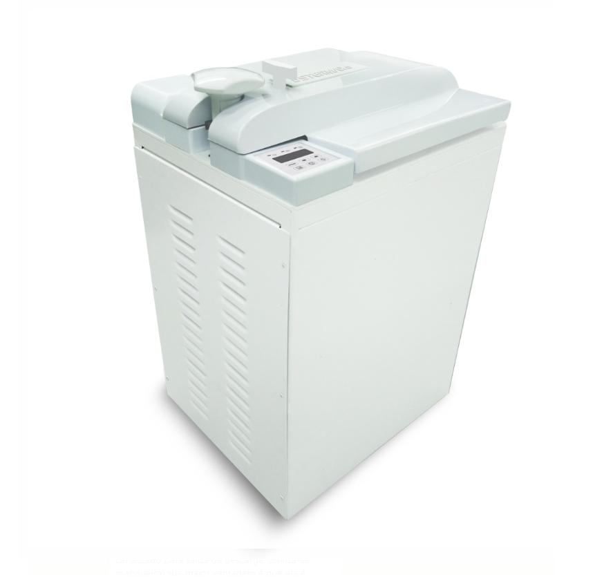 Autoclave Vertical Digital Super Top Stermax  - 75  Litros  (Ref. 75 AVST)