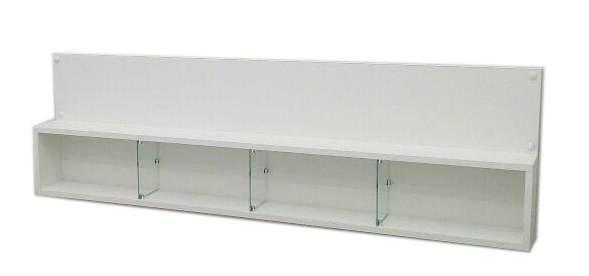 Console Para Estética Médio - Branco  Ref. DF C 063A
