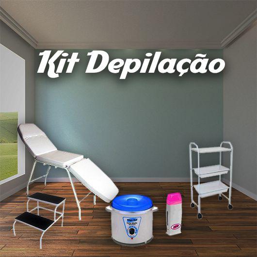 Kit Depilação REf. 1248